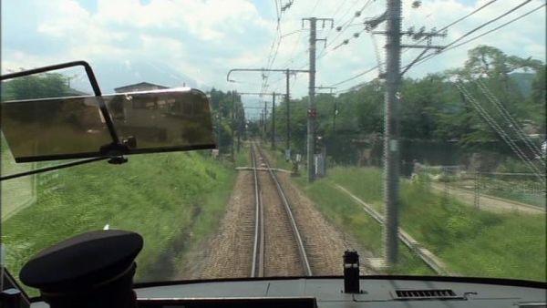 8000系フジサン特急 大月駅~河口湖走行展望 鉄道日和 富士急行線 _画像3