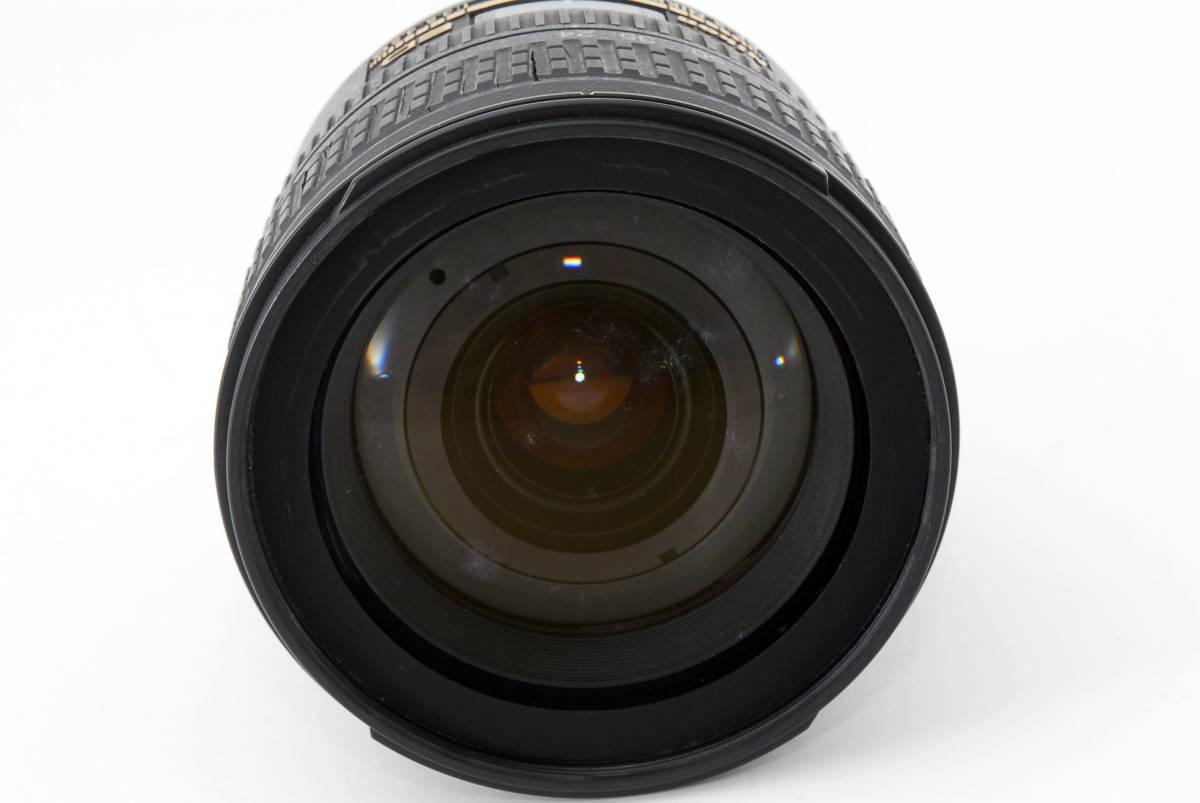 Nikon AF-S Nikkor 24-85mm F3.5-4.5 G ED 広角ズームレンズ ソフトケース付 #YE_画像3