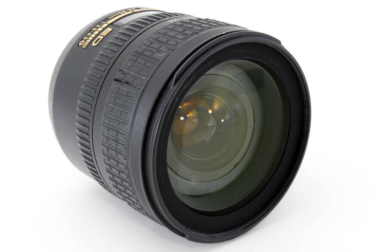 Nikon AF-S Nikkor 24-85mm F3.5-4.5 G ED 広角ズームレンズ ソフトケース付 #YE_画像4