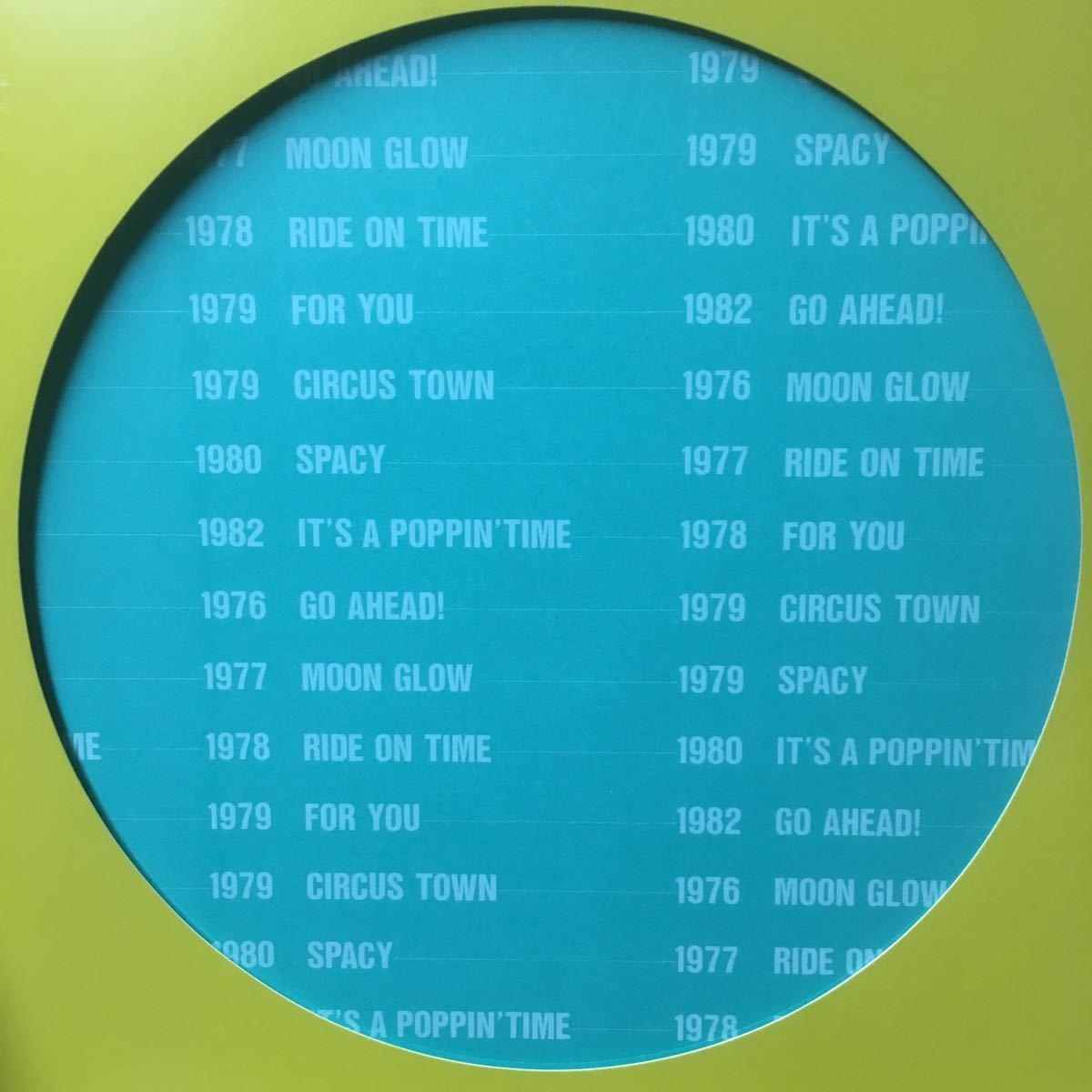 DJ COPY★山下達郎/9 MINUTES OF TATSURO YAMASHITA 限定700枚 ピクチャー・レコード SJLD-1087_画像3