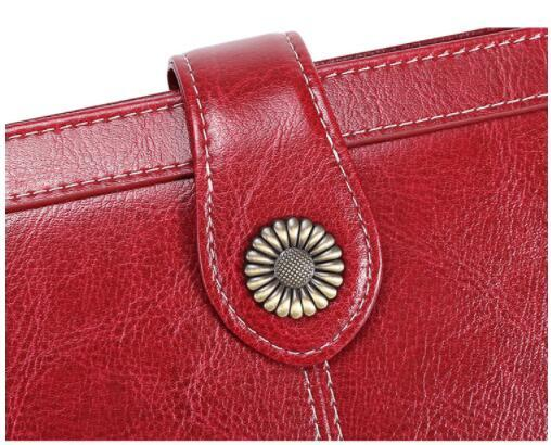 18B078長財布 財布 レディース 本革 レザー 実物写真 人気 素敵 気質よい 通勤 出張 旅行 高級感 _画像6