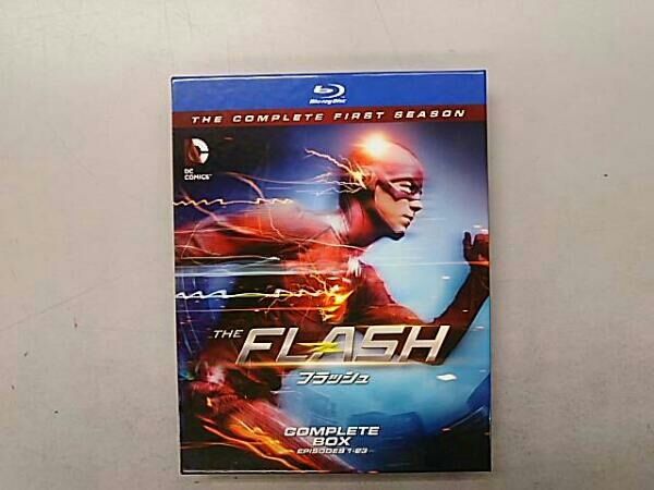 THE FLASH/フラッシュ<ファースト・シーズン>コンプリート・ボックス(Blu-ray Disc)_画像1