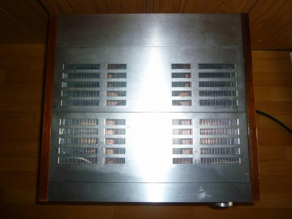 YAMAHA プリメインアンプ AX-2000 ジャンク 送料込み_画像9