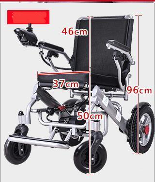 超美品 電動車椅子 老人 介助車椅子 リチウム電池 折り畳み可能 旅行 アルミニウム合金 ブラシなしモーター 折り畳み 家庭用 8107_画像5