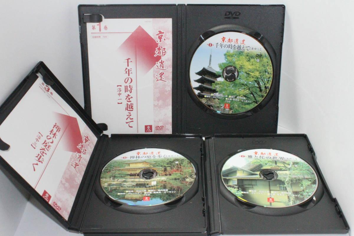 ユーキャン DVD 京都逍遥 全12巻セット _画像3