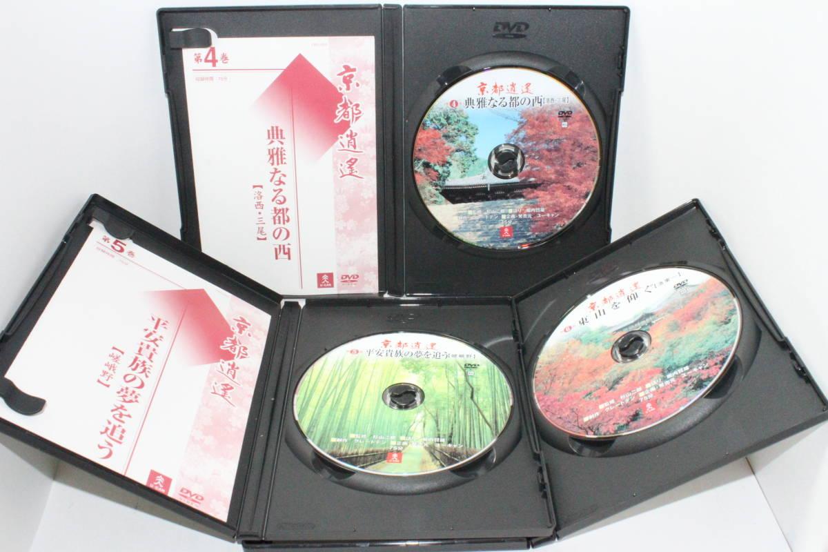 ユーキャン DVD 京都逍遥 全12巻セット _画像5