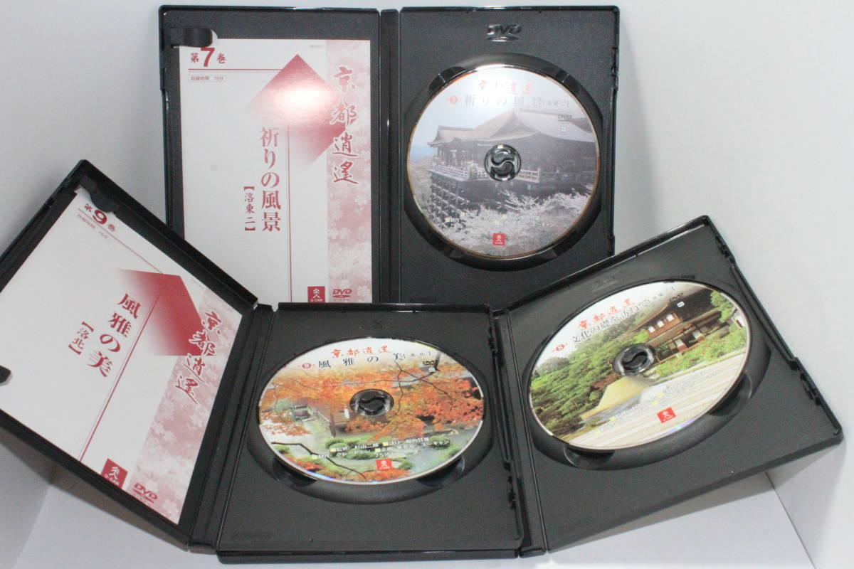 ユーキャン DVD 京都逍遥 全12巻セット _画像7