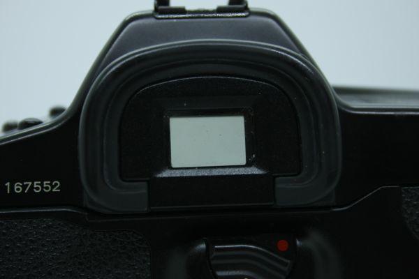 Y0019 Canon EOS-1N ボディ ブラック 訳あり キヤノン★送料無料 ★外観美品 ★訳あり品 ★値下げ交渉OK!_画像6