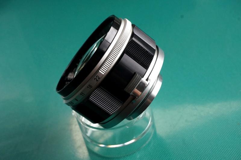 光学美品 キヤノン CANON LENS 50mm F1.2 (Lマウント連動)_画像5