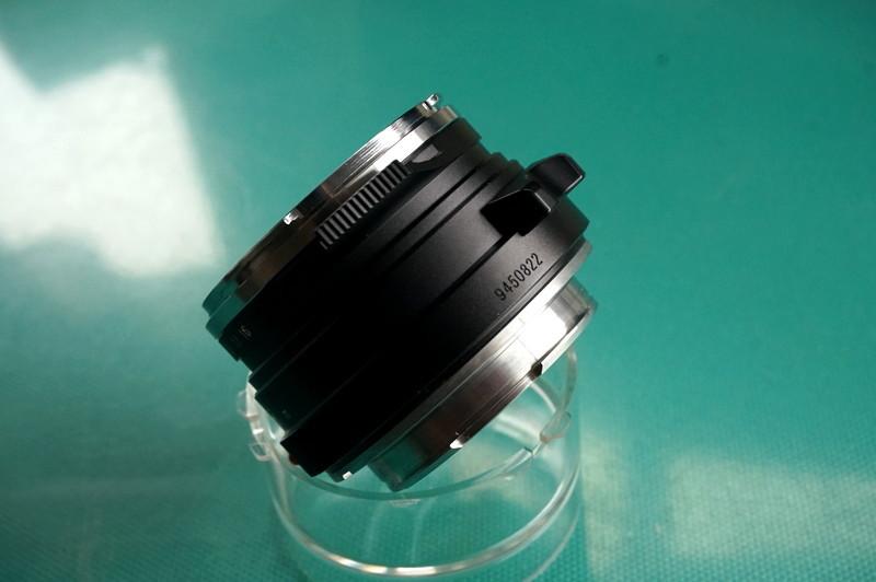 コシナ NOKTON classic 40mm F1.4 (S.C) 元箱・別売純正フード付_画像5