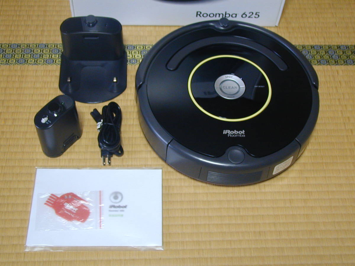 iRobotルンバ 625 R625060ジャパネットたかたモデル_画像2