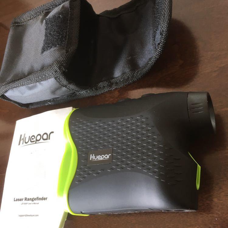 Huepar LASER Renge finder レーザー距離計 中古美品 送料無料_画像3