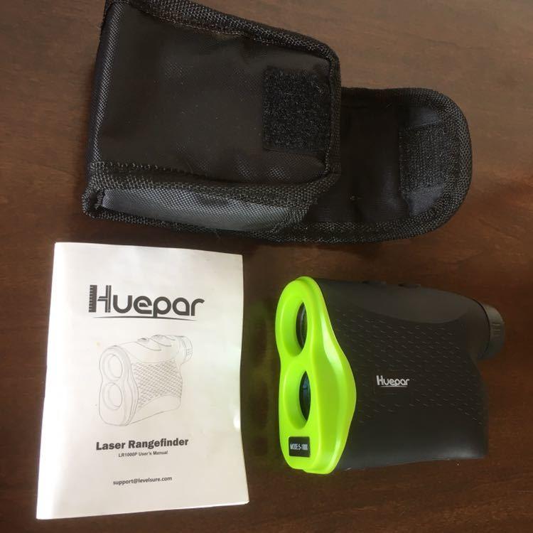 Huepar LASER Renge finder レーザー距離計 中古美品 送料無料_画像2