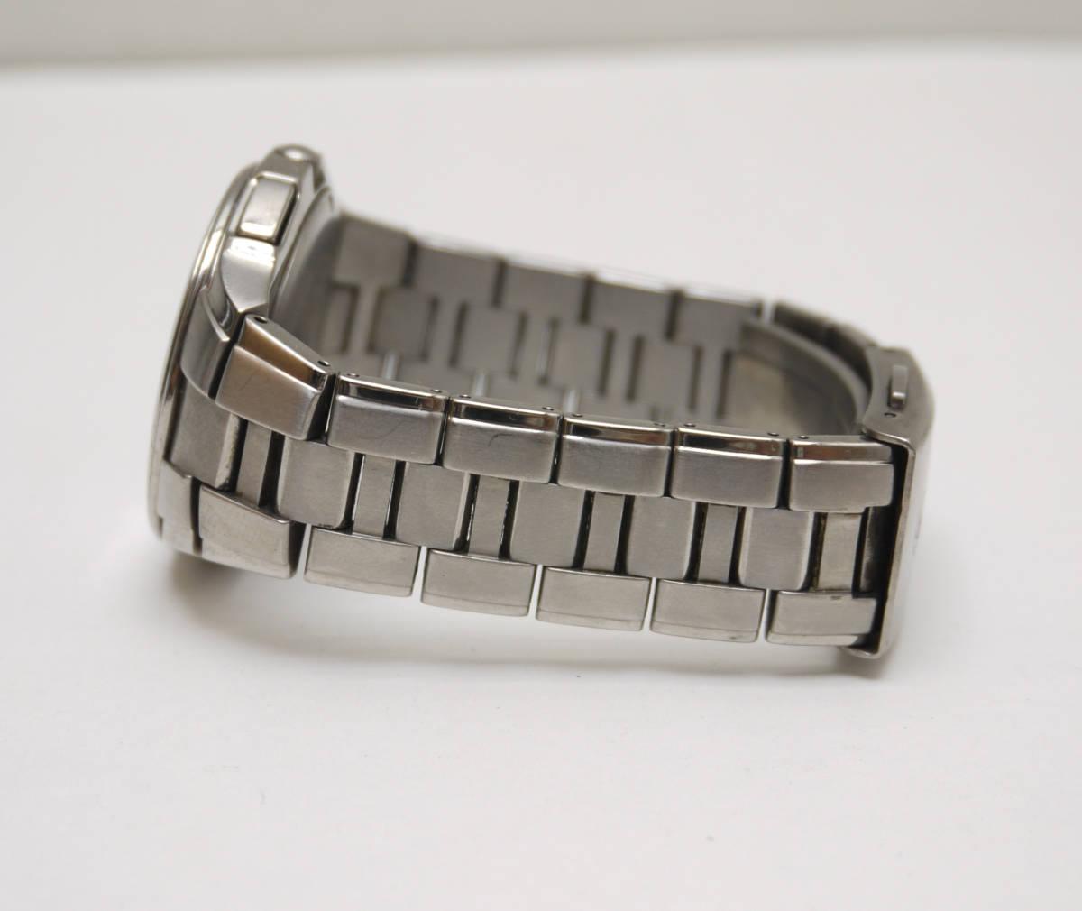 ■ CITIZEN シチズン アテッサ エコドライブ ソーラー 腕時計 H410-T003788 チタン製 動作品_画像5