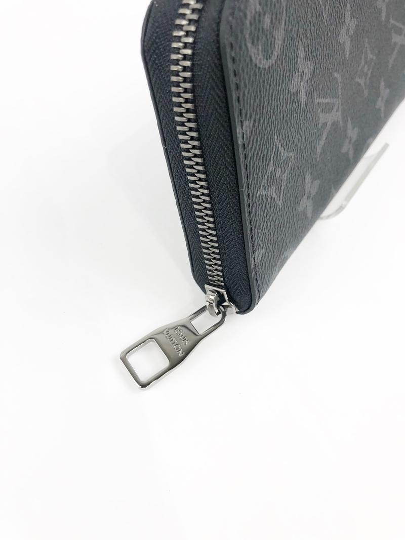 正規品 新品 未使用 2018年製 ルイヴィトン モノグラムエクリプス ジッピーウォレット ヴェルティカル M62295 ラウンドファスナー 長財布_画像5