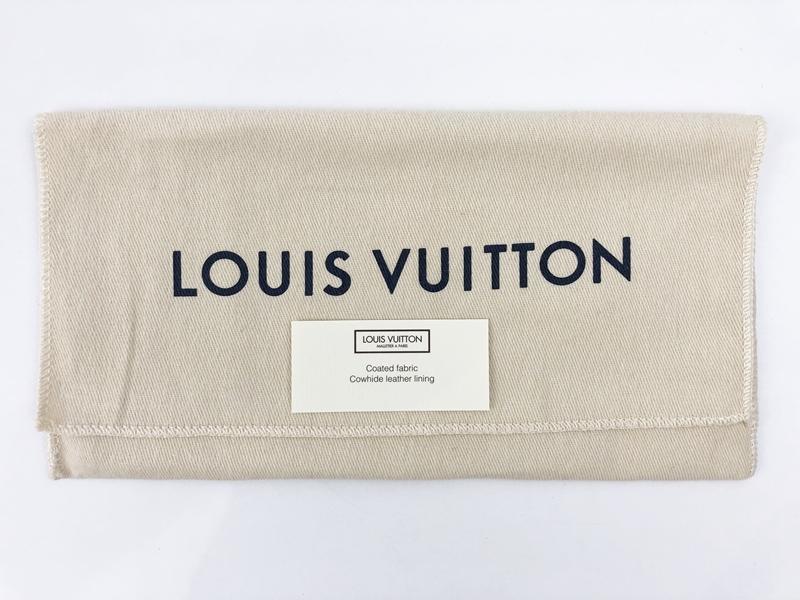 正規品 新品 未使用 2018年製 ルイヴィトン モノグラムエクリプス ジッピーウォレット ヴェルティカル M62295 ラウンドファスナー 長財布_画像8
