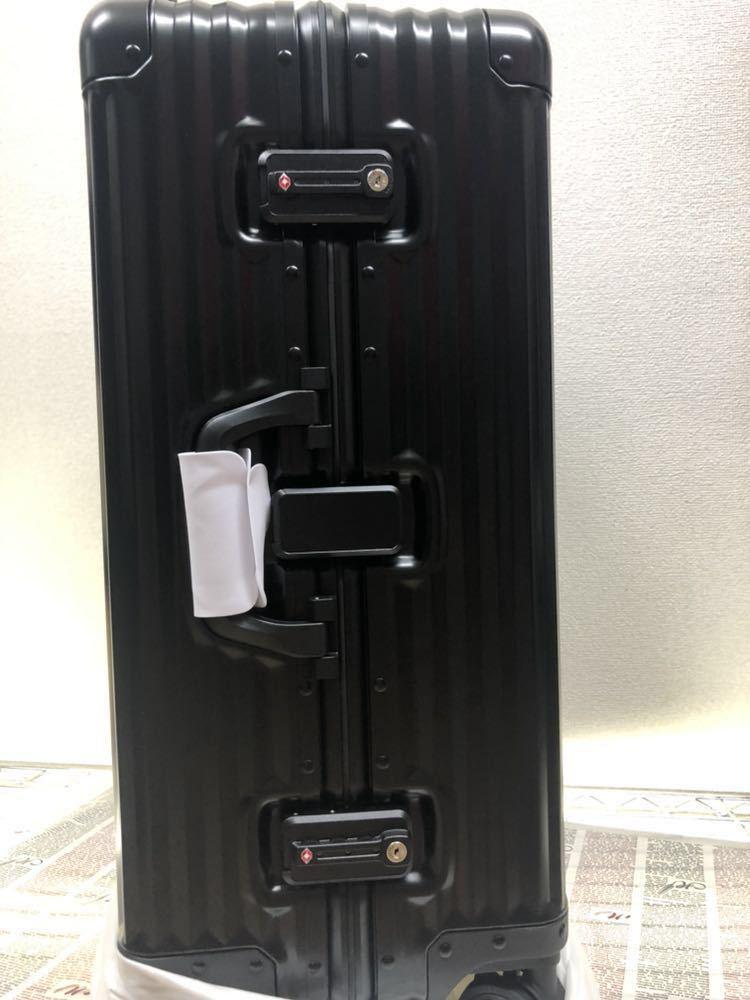 新品未使用♪超希少♪AMG メルセデス ベンツ オリジナル スーツケース♪ブラック_画像4