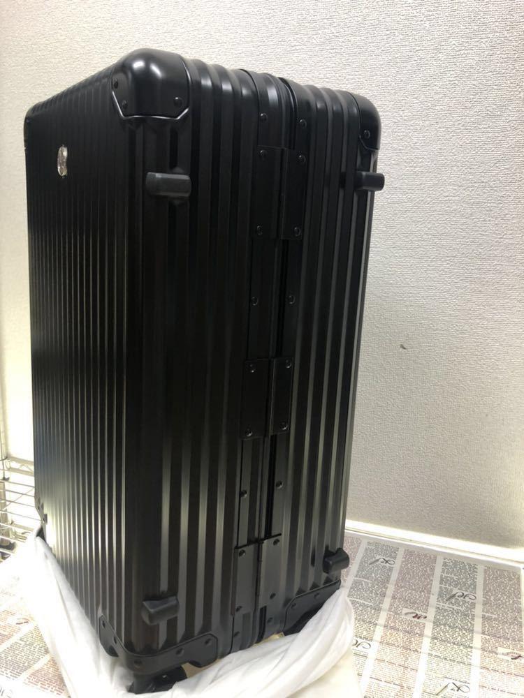 新品未使用♪超希少♪AMG メルセデス ベンツ オリジナル スーツケース♪ブラック_画像3