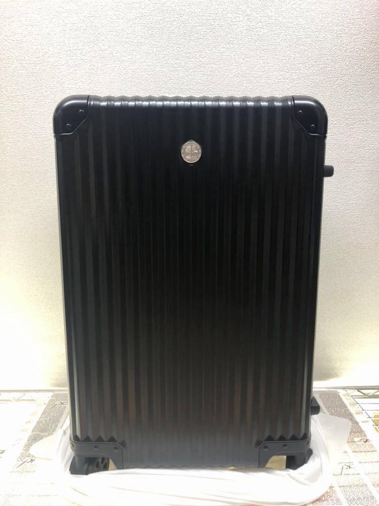 新品未使用♪超希少♪AMG メルセデス ベンツ オリジナル スーツケース♪ブラック