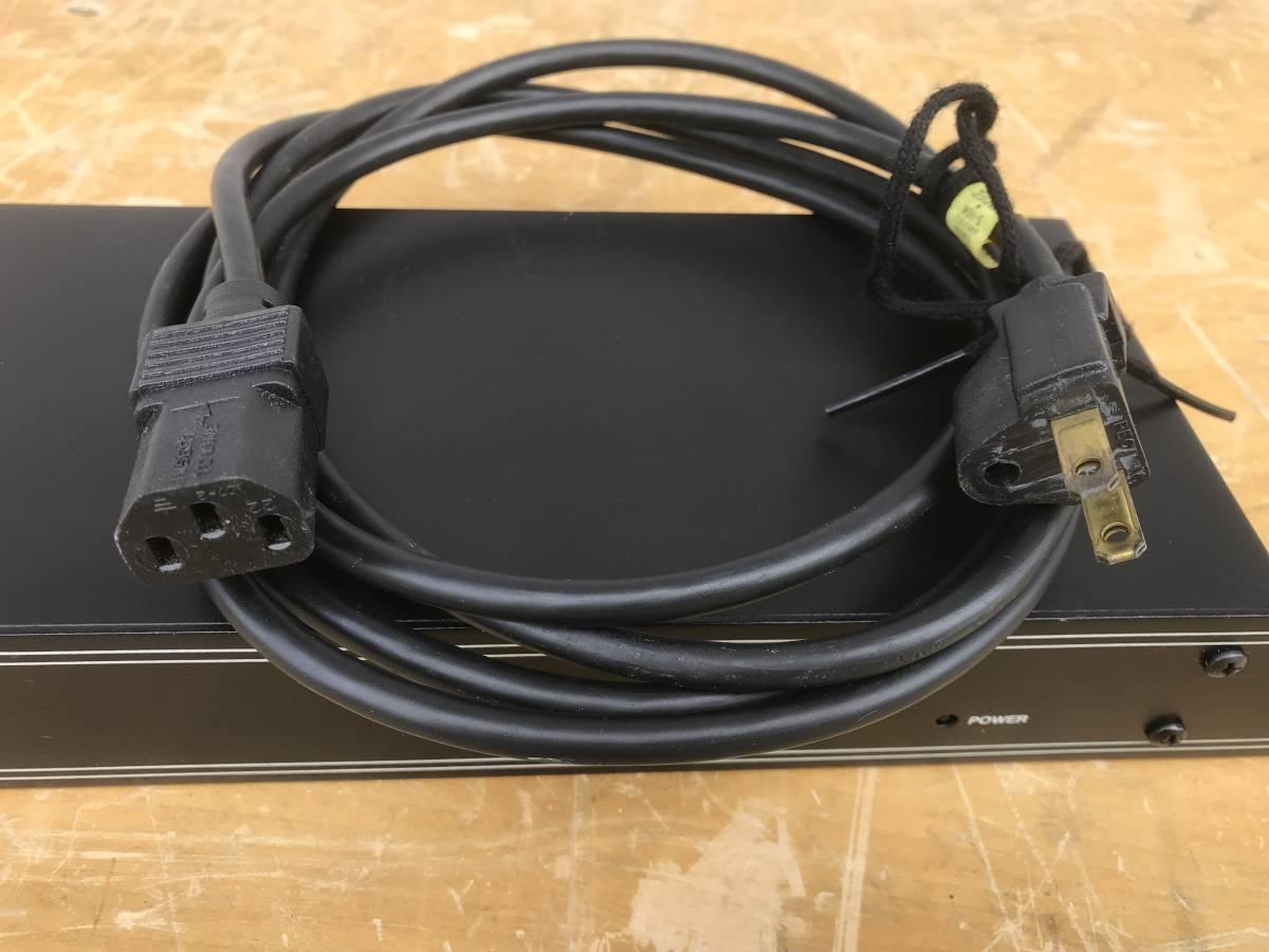 ELECTRO-VOICE スピーカーEQUALIZER S-200中古品_画像3