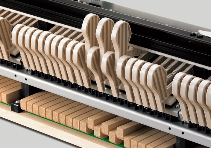 ★新製品 カシオ ピアノ GP-310BK / WE  全国設置無料!人気のハイブリッドピアノ★_画像5