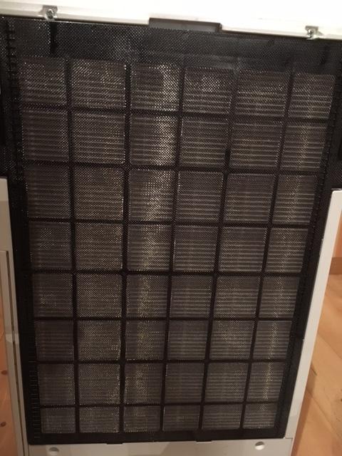 《美品》日立 クリエア EP-BKG910-W 加湿空気清浄機 パールホワイト2017年製自動おそうじ適用畳数42畳 /最大適用畳数(加湿)22畳 /PM2.5対応