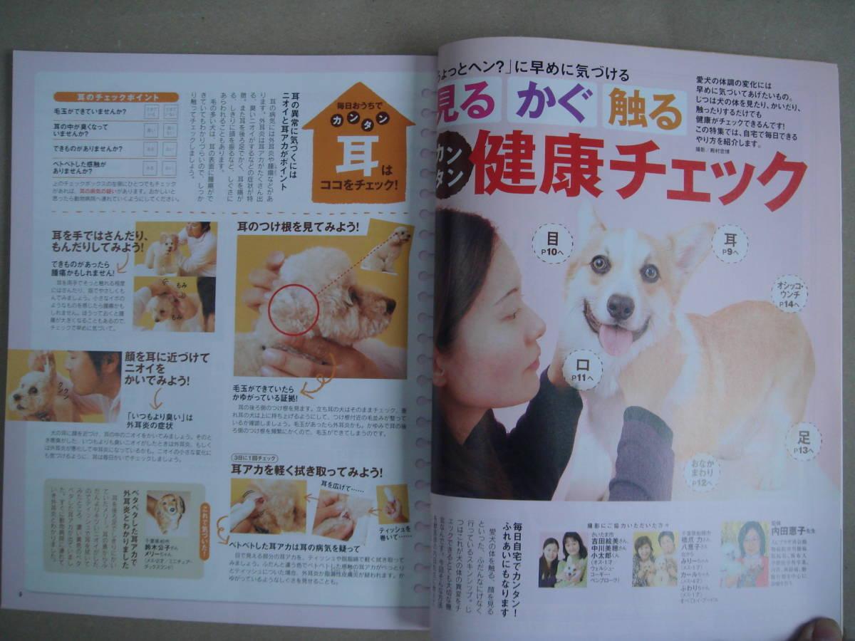 ★ いぬのきもち 2008年 3月号 vol.70 タカ 91-2_画像3