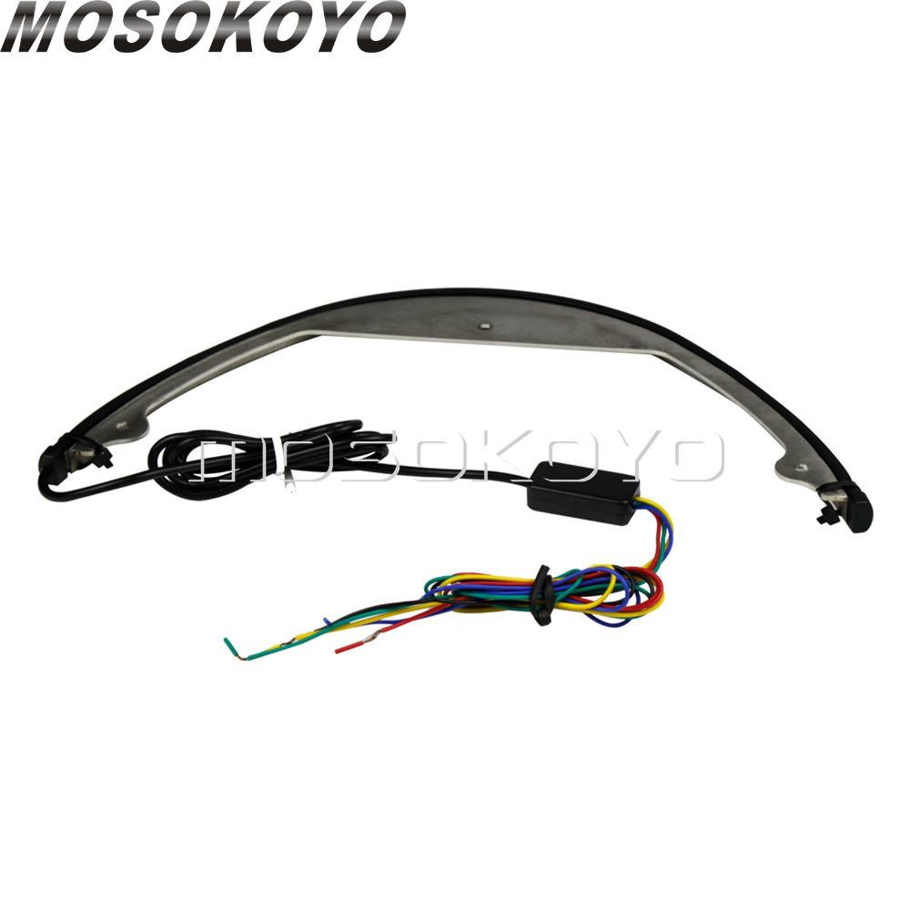▲スズキ M109R M90 スイッチバック流れるシーケンシャル LED フェンダーエリミネーターテール信号光 200_画像2