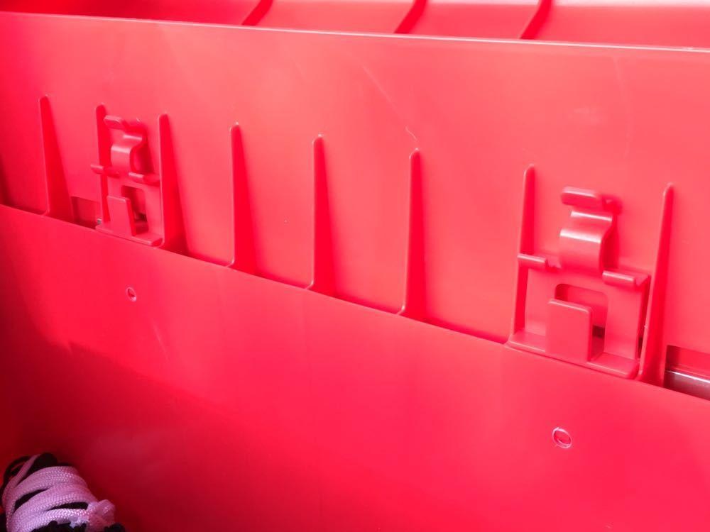 郵政カブ 110MD JA10 JA07 日本郵便 郵便配達 JP 〒 MD90 郵便局 リアボックス 集配用 BOX デカ箱 BIG BOX POST OFFICE レア 現行品 希少_画像6