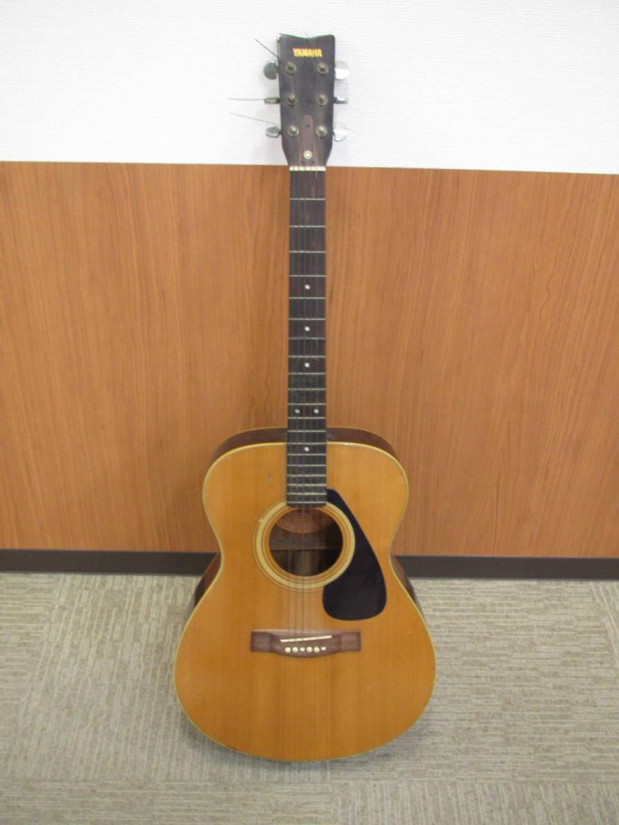 格安スタート!! YAMAHA ヤマハ アコースティックギター FG-152 本体のみ ジャンク 8-16