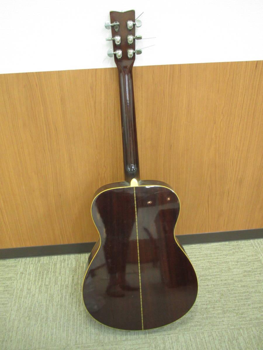 格安スタート!! YAMAHA ヤマハ アコースティックギター FG-152 本体のみ ジャンク 8-16_画像3