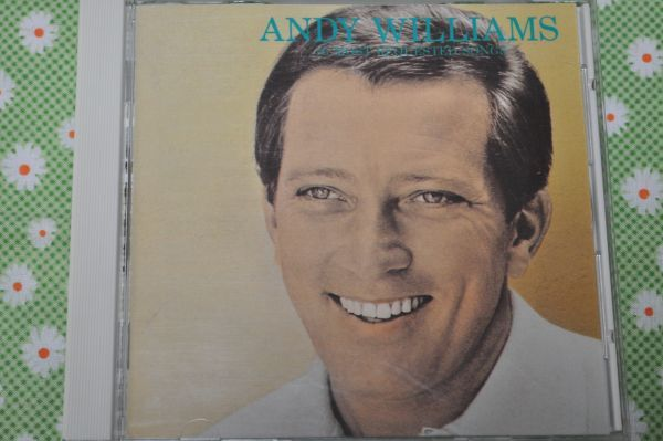 CD★アンディ・ウィリアムス:ANDY WILLIAMS / ベスト:16 Most Requested Andy Williams ■国内盤