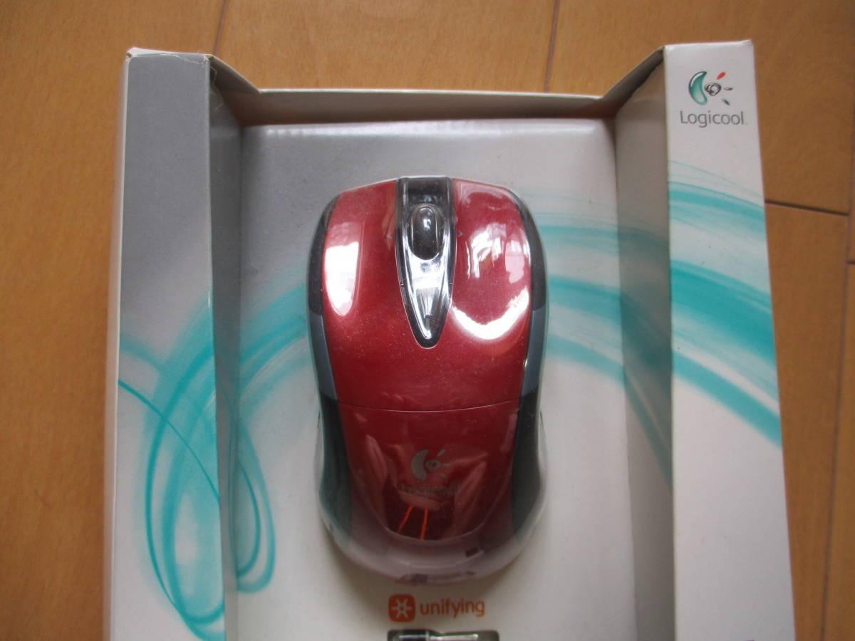 c aku ロジクール ワイヤレスマウス、Logicool M525_画像2