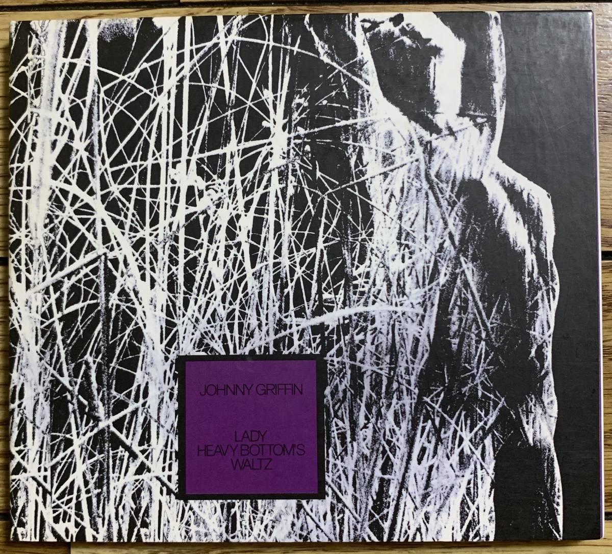 ジョニー・グリフィン JOHNNY GRIFFIN / LADY HEAVY BOTTM'S WALTZ 【中古CD】_画像1