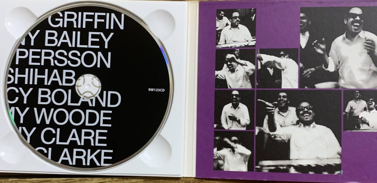 ジョニー・グリフィン JOHNNY GRIFFIN / LADY HEAVY BOTTM'S WALTZ 【中古CD】_画像3