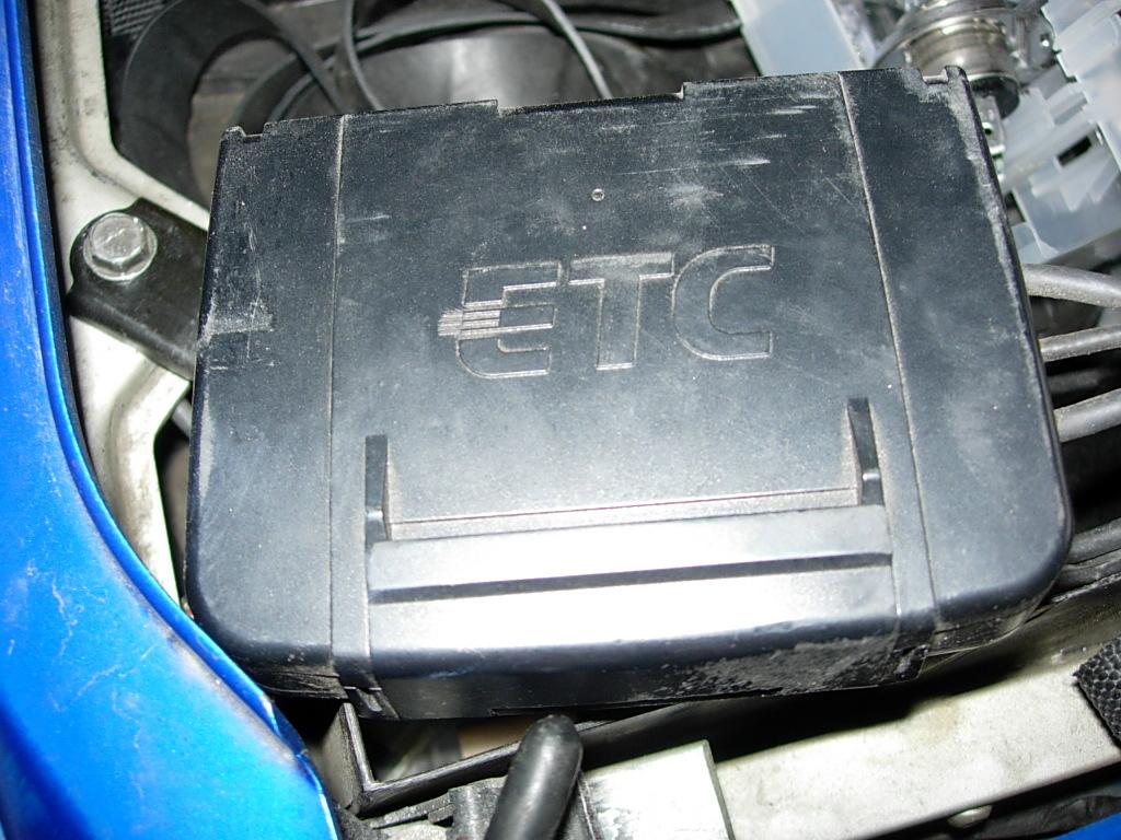 ZX9R(E型)   ETC付き 乗って帰れます 車検令和3年7月31日まで ノーマルマフラー ハンドルあり_画像6