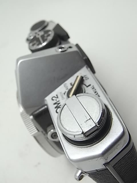 ☆ オリンパス OLYMPUS OM-2(分解整備済み・モルト交換済み・全機能問題なし)+ズイコーオート-S50mmF1.8(清掃済み)_画像5