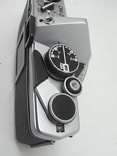 ☆ オリンパス OLYMPUS OM-2(分解整備済み・モルト交換済み・全機能問題なし)+ズイコーオート-S50mmF1.8(清掃済み)_画像6