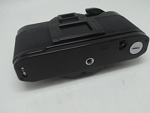 ☆ キャノン Canon AE-1Pプログラム(メンテナンス済み・モルト交換済み)+NEW FD 50mmF1.8(後玉の端に僅かなコーティングハガレ有)☆_画像4