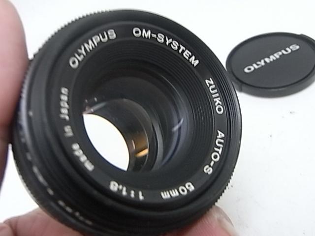☆ オリンパス OLYMPUS OM-2(分解整備済み・モルト交換済み・全機能問題なし)+ズイコーオート-S50mmF1.8(清掃済み)_画像2