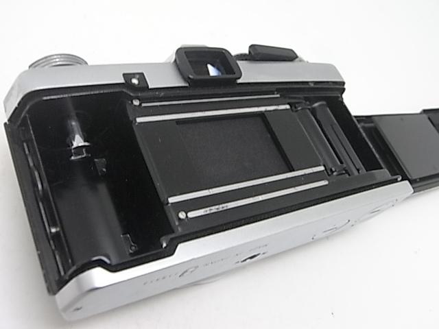 ☆ オリンパス OLYMPUS OM-2(分解整備済み・モルト交換済み・全機能問題なし)+ズイコーオート-S50mmF1.8(清掃済み)_画像8