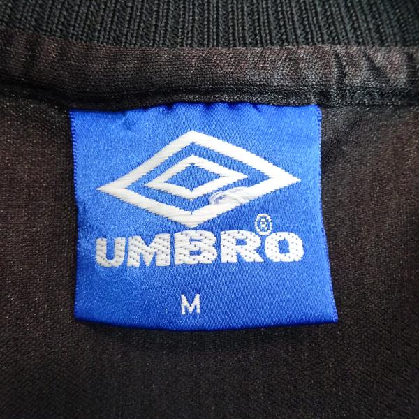 マンチェスターユナイテッド 長袖ユニフォーム UMBRO アンブロ size M MANCHESTER UNITED_画像4