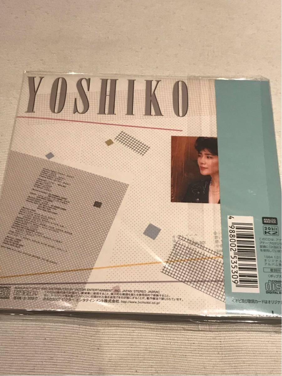 田中好子CD「好子(紙ジャケット仕様)」廃盤アイドル(キャンディーズ、伊藤蘭関連)_画像2