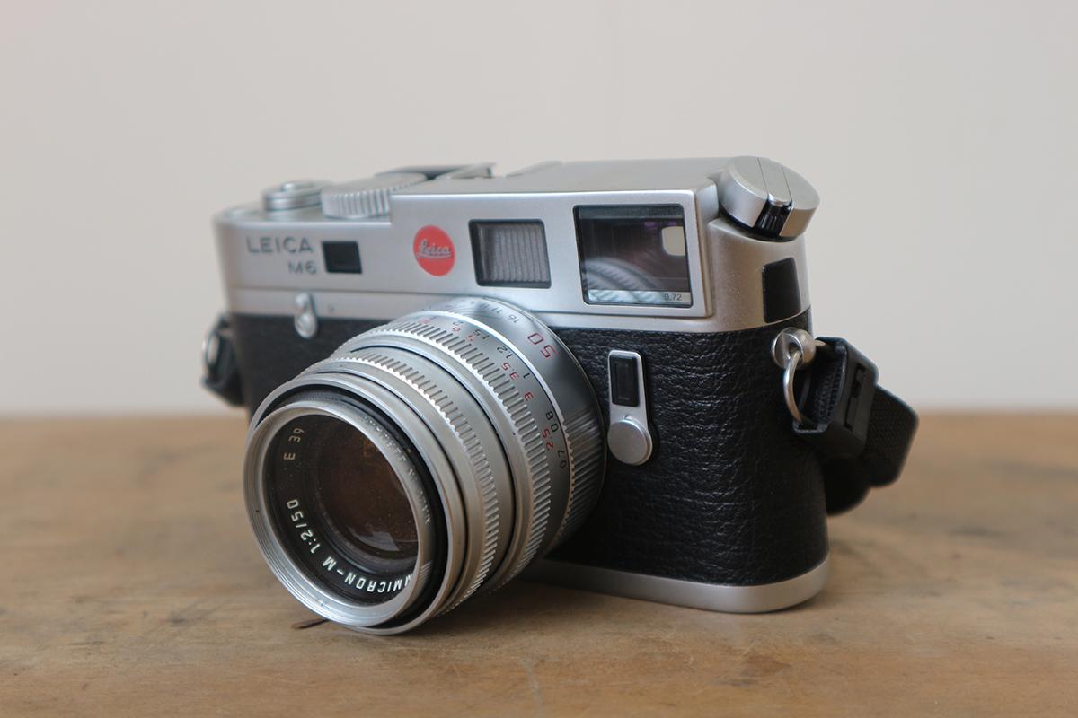 美品 LEICA ライカ M6 SUMMICRON-M 50mm F2 ※商品説明に画像有り