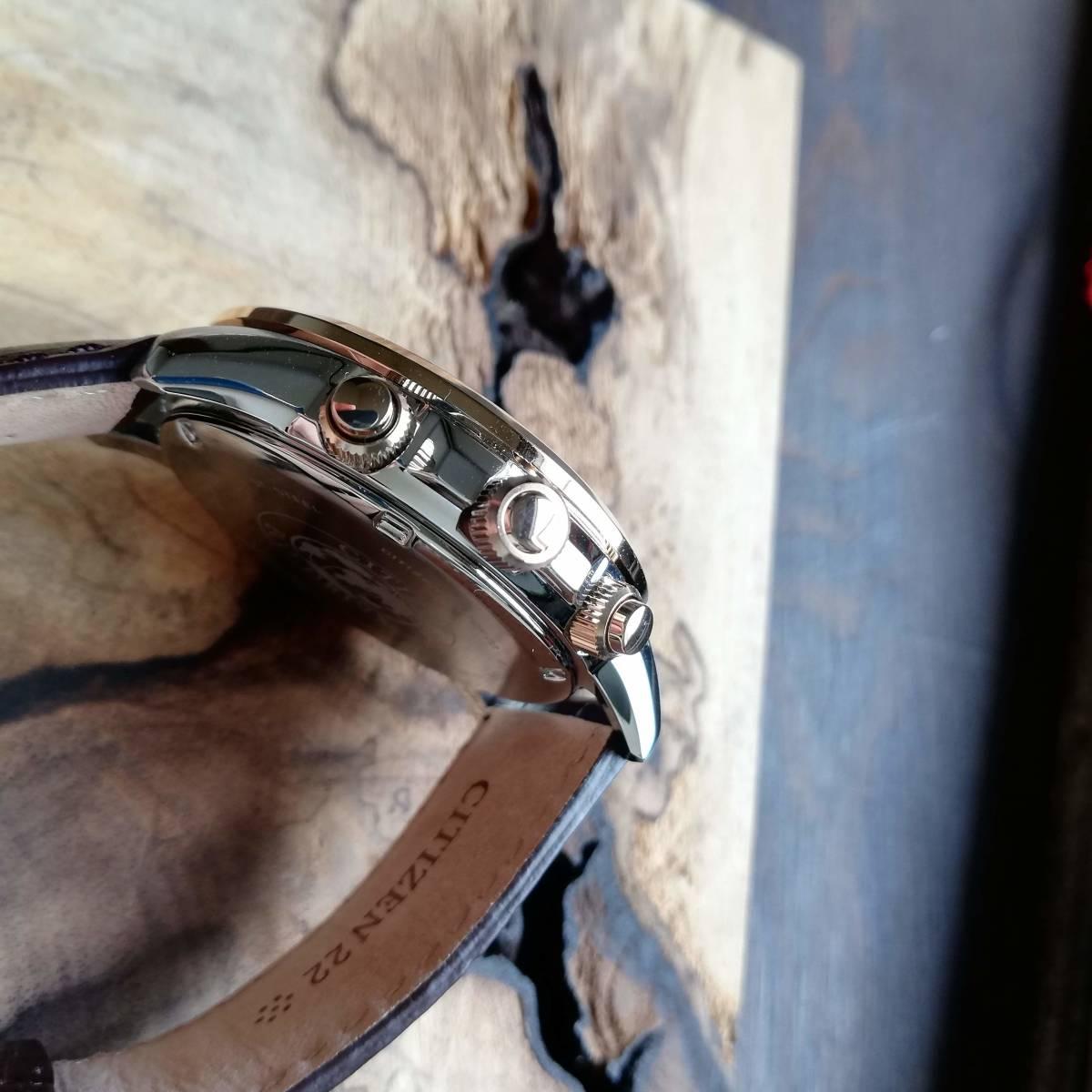 新品未使用 CITIZEN BL8148-11H ソーラーECO-DRIVEエコドライブシチズンメンズ腕時計箱あり人気ブランド高級1円スタート