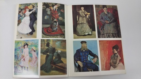 THE MUSEUM OF FINE ARTS, BOSTON POSTCARD BOOK_画像4