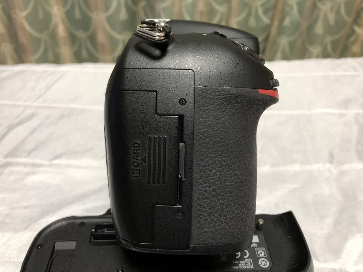 ニコン Nikon D800E+MB-D12セット _画像2