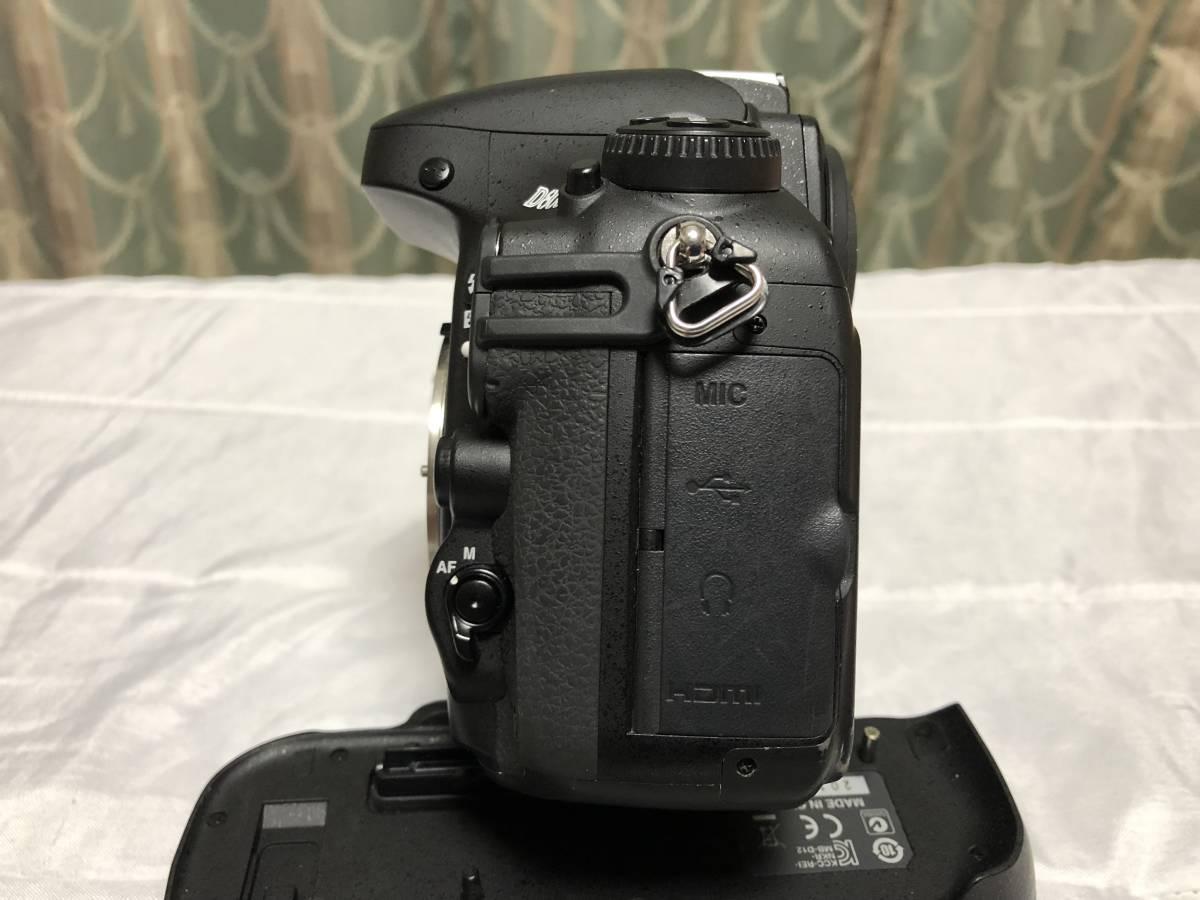 ニコン Nikon D800E+MB-D12セット _画像3