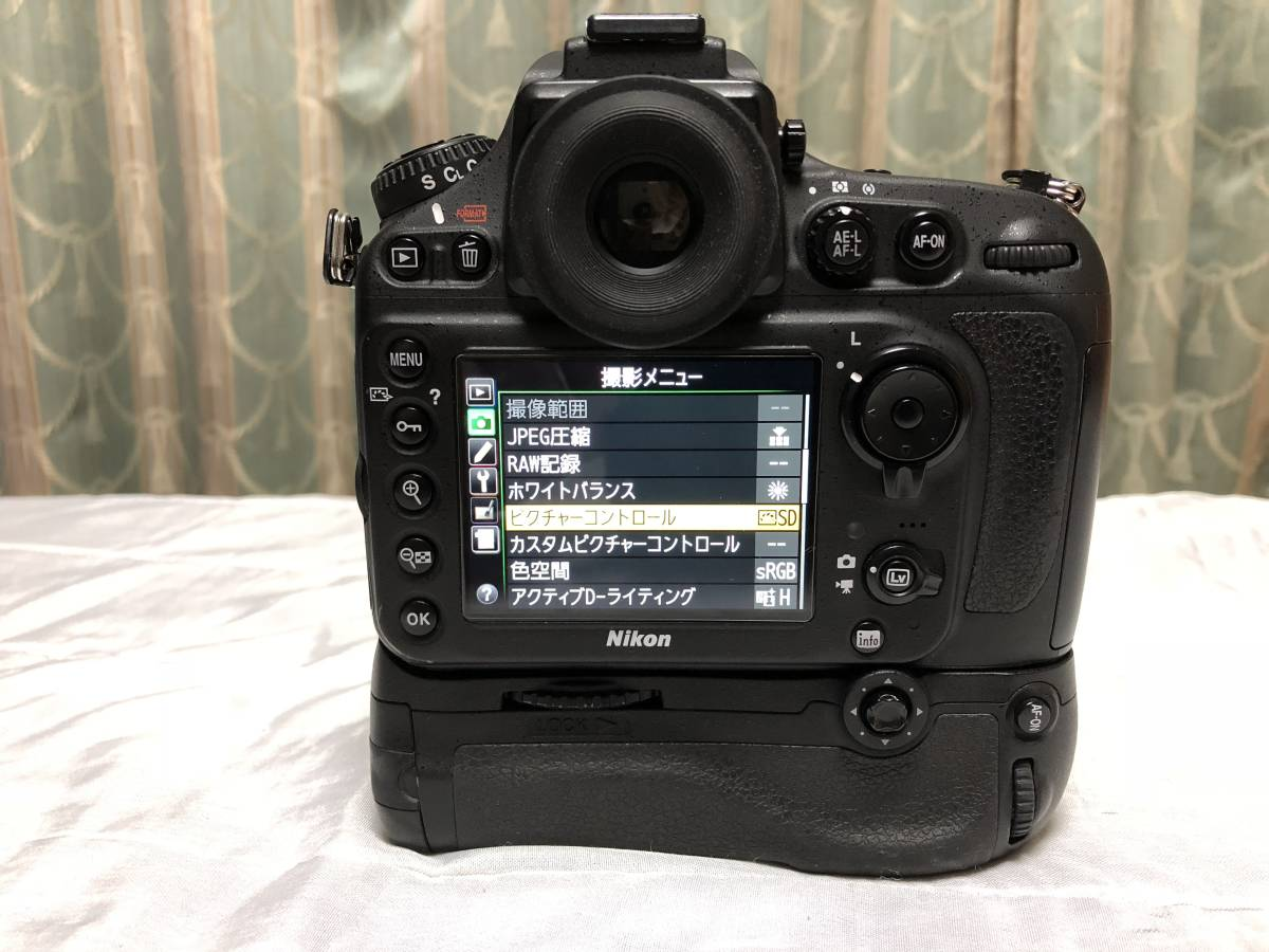 ニコン Nikon D800E+MB-D12セット _画像7