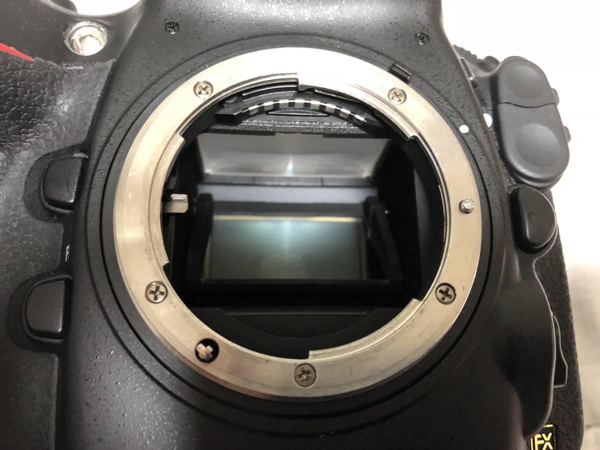 ニコン Nikon D800E+MB-D12セット _画像8